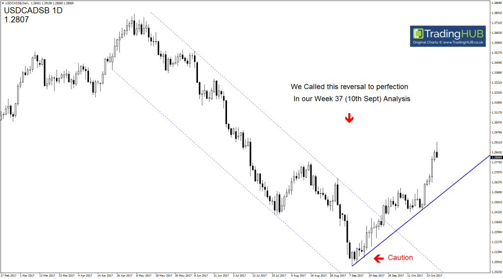 Forex Signals Currency Strength and Weakness | Week 44 | #TradingHUB #Forex #Trading | Charles Clifton | www.TradingHUB.co.uk